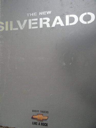 Original 1999 Chevy Chevrolet Silverado Sales Brochure