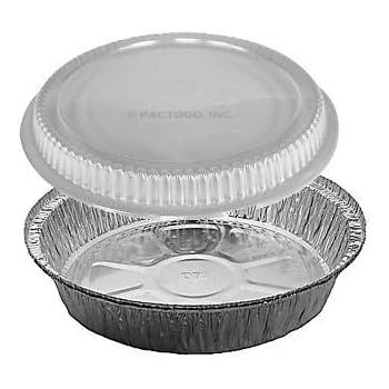 Amazon Com Durable Packaging 8 Quot Round Aluminum Foil Take