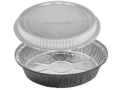 Durable Packaging Round Aluminum Take Out product image