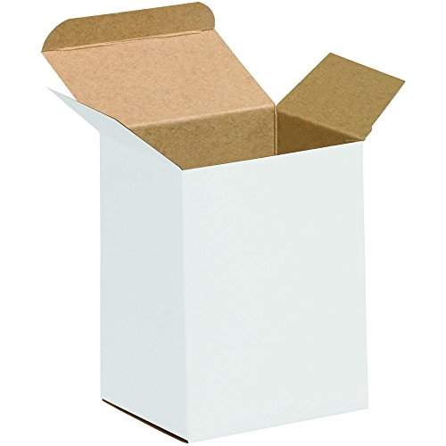 - BOX USA BRTS14W Reverse Tuck Folding Cartons, 2