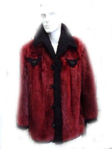 Persian Lamb Fur Coat Jacket - 9