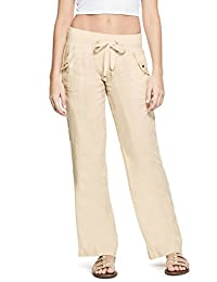 G by GUESS Shanelle Linen Pants