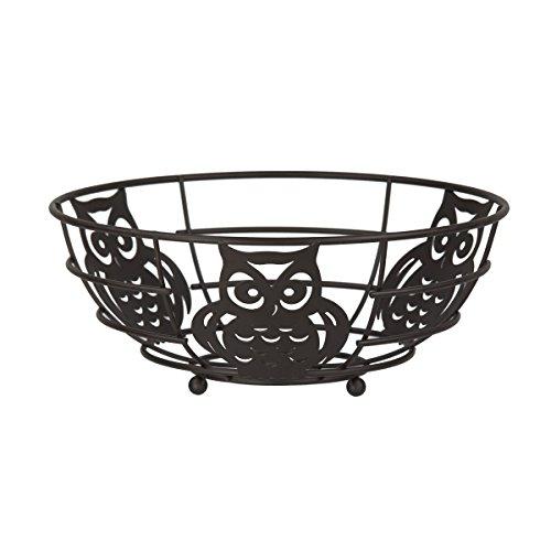 Home Basics Owl Fruit Bowl by Home Basics