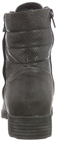 Jane Klain 262 225 Damen Combat Boots Grau (Dk.Grey 258)