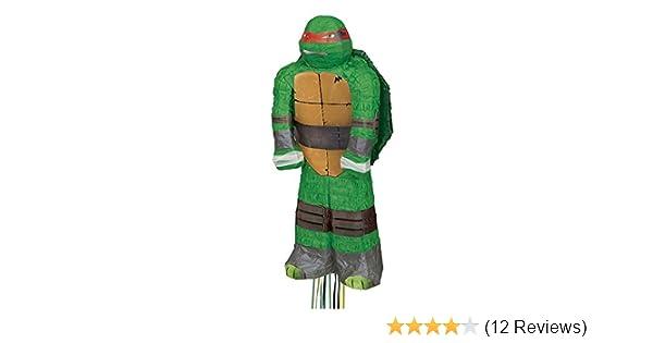 Amazon Com Teenage Mutant Ninja Turtles Party Pinata Raphael
