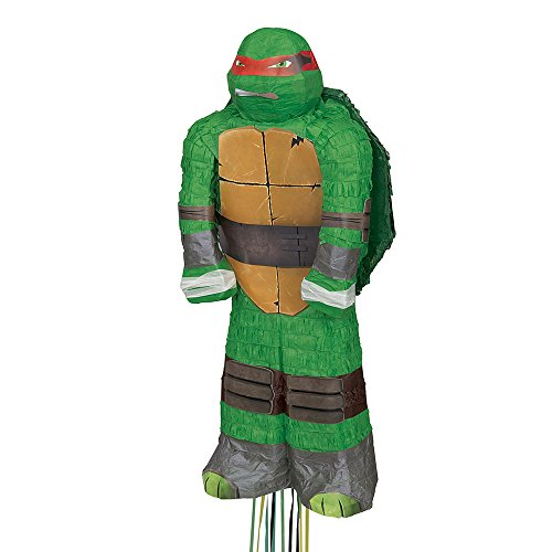 Raphael Teenage Mutant Ninja Turtles Pinata, Pull String