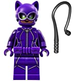 LEGO Batman Movie - Catwoman Minifigure with Whip 2017