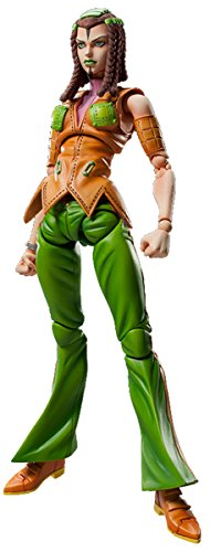 Medicos JoJo's Bizarre Adventure: Part 6--Stone Ocean: Hermes Costello Super Action Statue