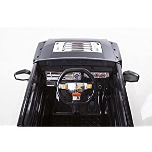 Electric-Battery-Operated-Ride-On-Car-for-Kids-HUMMER-HX-model-HL188-black