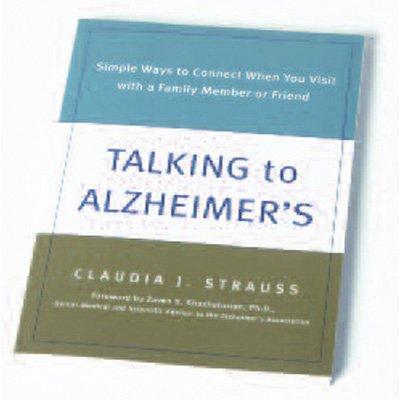 Parler à la maladie d'Alzheimer - chaque