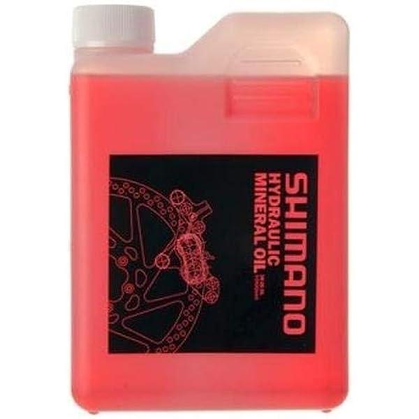 SHIMANO - Aceite Mineral para Frenos de Disco, 1 l: Amazon.es ...