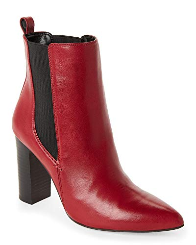 Rich Boot Britsy Vince Camuto Women's Ankle Red Cq6xvOwx