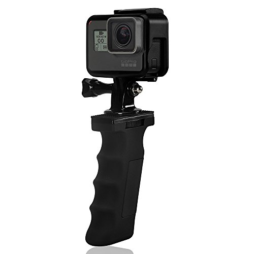 Wealpe Camera Pistol Grip Handler Hand Grip Mount Stabilizer