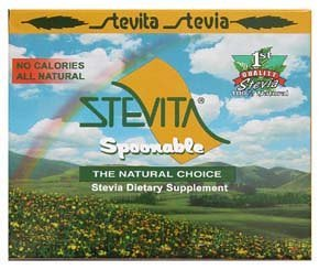Stevita Stevia Single Serving Packets, Extracted From the Leaves of the Stevia Plant with High Concentrations of Steviosides and Rebaudiosides, – 2000 Packets ST99