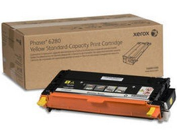 YELLOW STD CAPACITY PRINT CARTRIDGE 6280