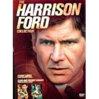 Harrison Ford collectionz (Patriot Games / Clear and Present Danger)
