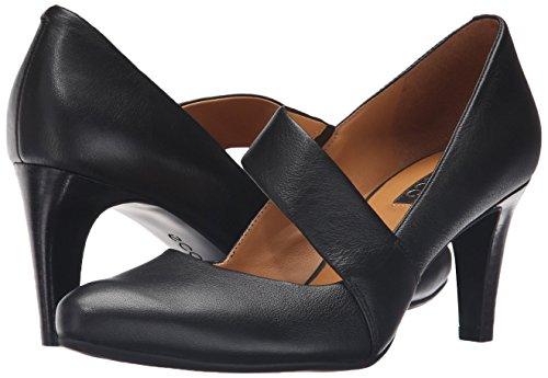 Merceditas Negro Ecco para Mujer Alicante Black1001 I5qxwHInr