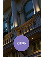 Macao Notebook: blank lined composition journal | Macao notebook | 100 pages