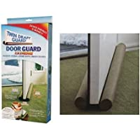 Twin Draft Guard Extreme – Energy Saving Under Door Draft Stopper