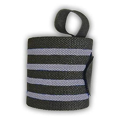 Wristband Sport Wrist Wrap Straps Gym Powerlift Training Weight Lifting Boxing Wraps Wrist Support Bandage Estimated Price £8.29 -