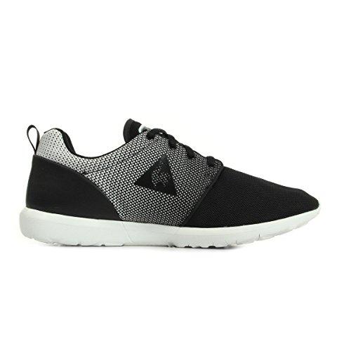 Le Coq Sportif DYNACONF GRADIENT JACQUARD Zapatillas Sneakers Negro Gris para Hombre