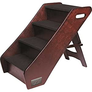 Animal Planet Wooden Pet Stairs (Colors and styles may vary)