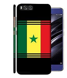 ColorKing Football Senegal 06 Multicolor shell case cover for Xiaomi Mi A1