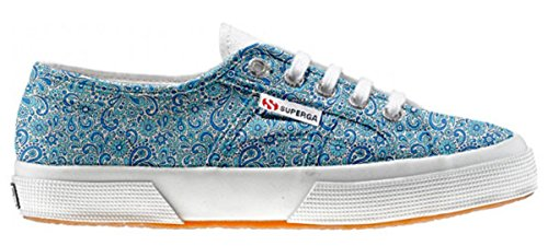 Superga Customized zapatos personalizados Happy Paisley (Producto Artesano)