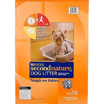 Purina secondnature Dog Litter, 25 lbs., My Pet Supplies