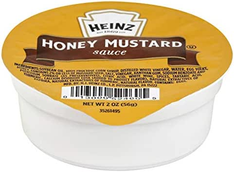 Mustard: Heinz Honey Mustard