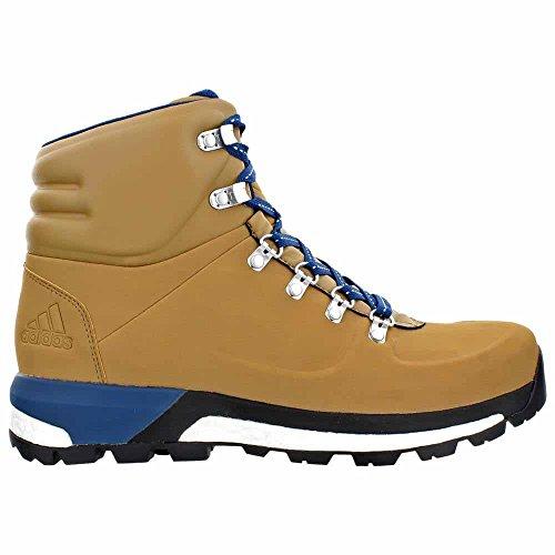 Adidas Outdoor Mens Cw Pathmaker Scarponcino Da Trekking In Cartone, Tech Steel, Nero