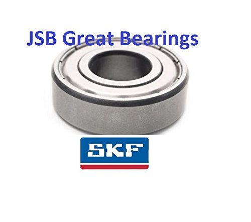 15mmx35mmx11mm 6202ZZC3 Shielded SKF Radial Bearing