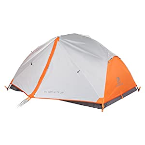 Featherstone Outdoor UL Granite Backpacking 2 Person Tent for Ultralight 3-Season Camping and Expeditions