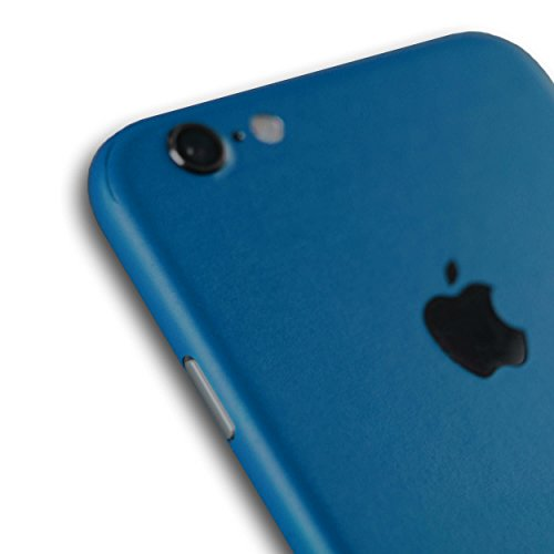 AppSkins Vorderseite iPhone 6s Color Edition blue