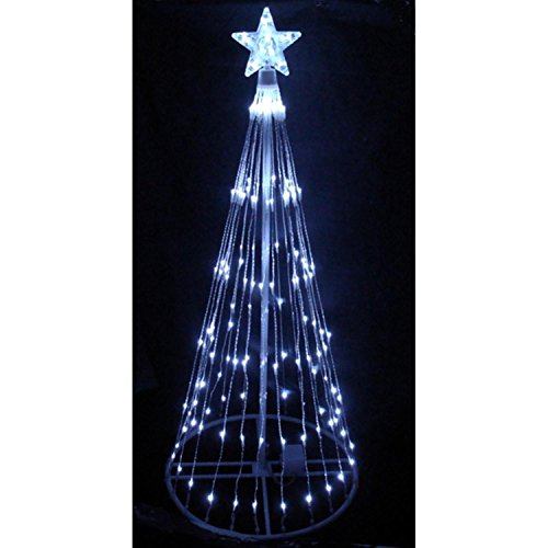 9 Led Light Show Tree