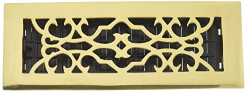 Decor Grates A310 3-Inch by 10-Inch Victorian Floor for sale  Delivered anywhere in Canada