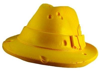 Cheesehead Fedora Hat Green Bay Packers like Vince Lombardi