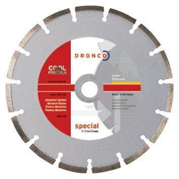 Dronco LT76–300-diam. SPEC. Mat. Abrasiv. lt-76300