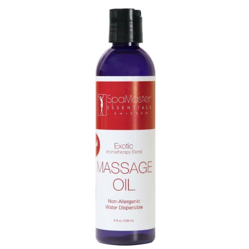 Master Massage Exotic Blend Huile Aroma Therapy