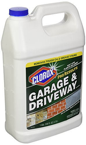 CLOROX Company Clorox 31608 Gallon Garage/Driveway Cleane...