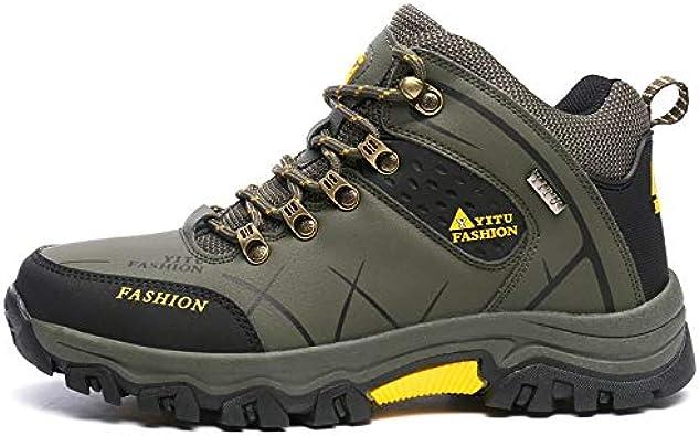 Yitu Fashion ShemStore Hiking Boots