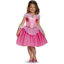Aurora Classic Disney Princess Sleeping Beauty Costume, Small/4-6X