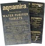 Aquamira Technologies Water Purifier Tablets (10-Pack)
