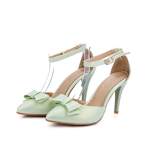 35 An Verde Donna Zeppa Con green Sandali xYqvFwP