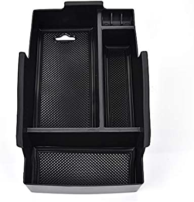 Fontic Car Armrest Secondary Console Storage Box Glove Pallet Container For 2012-2016 Toyota Camry Manufacturer