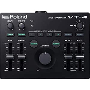 Roland VT-4 Voice Transformer Vocal Effects P...