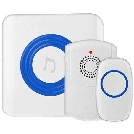 SadoTech Flashing Wireless Doorbell