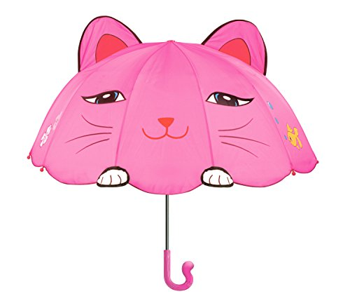 Kidorable Unisex Adult's Lucky Cat Umbrella One Size Lucky Cat