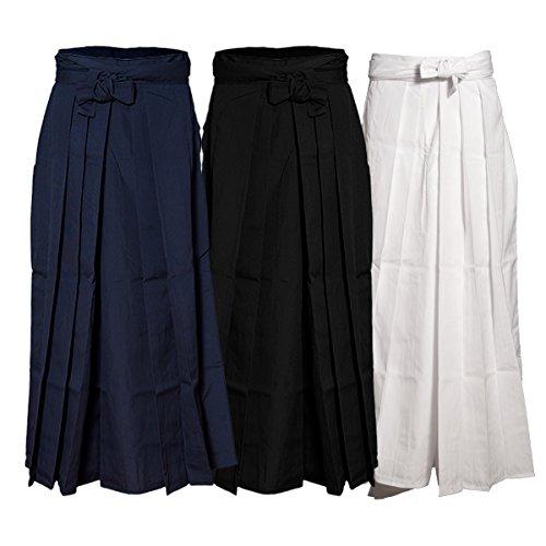 Jukado Hakama ポリ/レーヨン ホワイト 27(177 to 182cm)