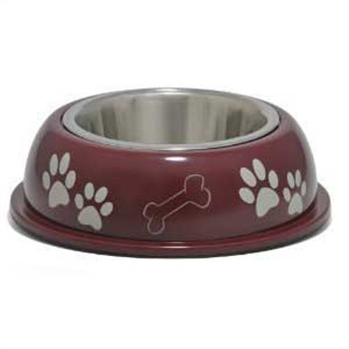 Loving Pets Dolce Dish Dog Bowl, Small, 1 Pint, (Pint Dishes)